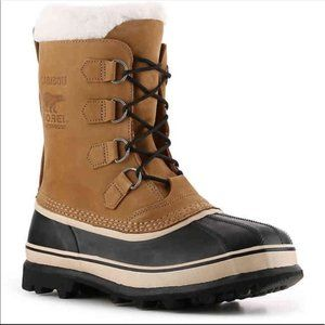 Sorel Men's Waterproof Winter Caribou Boots